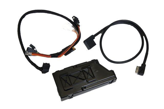 Diagram Media Digital Interface (MDI) Retrofit Kit (5N0057342B) for your 2014 Volkswagen CC